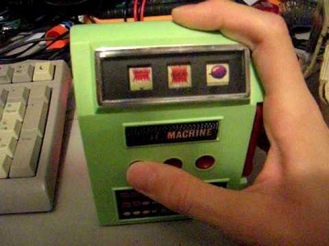 Mini slot Maschine 008