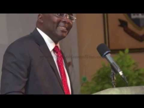 Dr Bawumia on how to fix Ghana Economy - How do we stop the cedi from further fall part 2