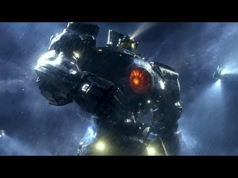 Pacific Rim - WonderCon and CinemaCon Trailer