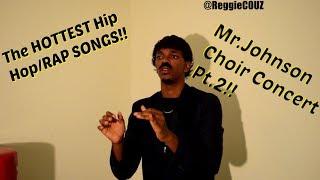 "download lagu Mr. Johnson's Choir Concert Performs ""XO Tour Llif3"" By gratis"