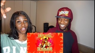 Megan Thee Stallion - Hot Girl Summer ft. Nicki Minaj & Ty Dolla $ign REACTION!