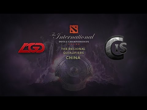LGD -vs- CIS, TI4 China Qualifier, Grand Final, Game 4