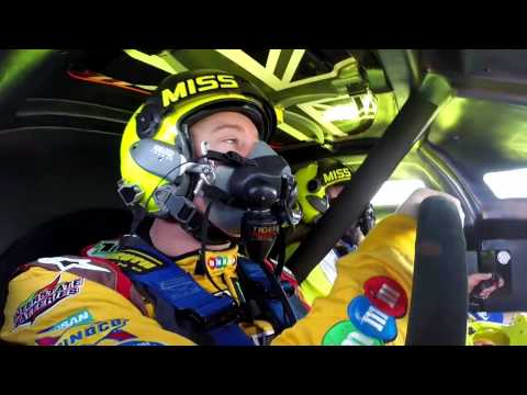 Kyle Busch Captains Miss GEICO Superboat