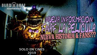 Nueva Información De Five Nights at Freddy