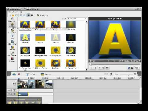 AVS Video Editor Tutorial