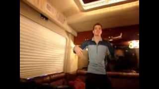 JC Chasez Tour Bus 1999