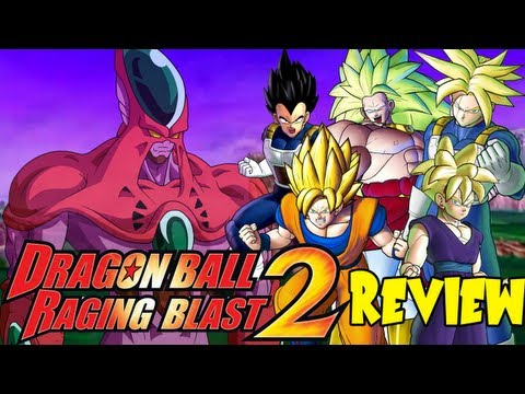 Dragon Ball: Raging Blast 2 Review