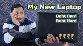 Asus Zenbook 15 Premium Laptop Unboxing & First Look