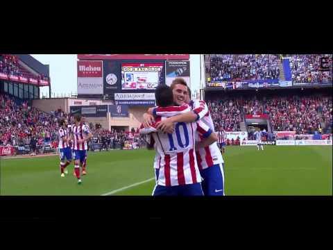 Antoine Griezmann | Goals, Skills, Assists | 2014/2015 | HD