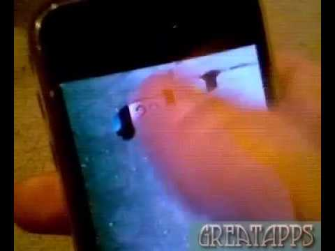 Steamy iPhone Magic Trick!