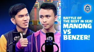 MUST WATCH! BEST PLAYER OF PHILIPPINES VS INDONESIA | Manong Jhipee vs BenZer Ridel | CRL Asia