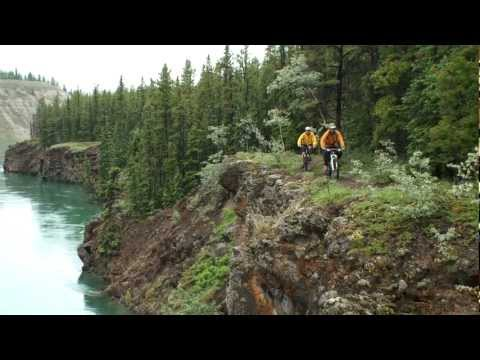 Mountain Biking in the Yukon