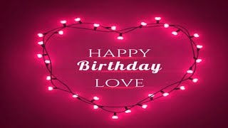 Happy Birthday Whatsapp Status  New WhatsApp Video