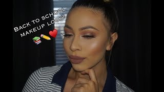 Back to School on the GO Makeup Look | Adriana Rojo