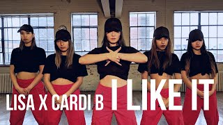 [EAST2WEST] LISA X CRAZY - I Like It Dance Cover