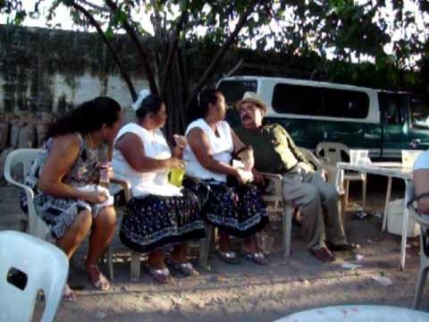 fiesta de mi tia cruz 2009