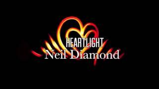 Watch Neil Diamond Heartlight video