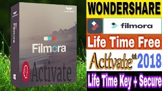 Wondershare Filmora Registration Code Free For Life Time 2018 With Serial Key/Crack (100% Working)