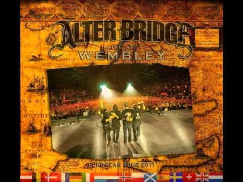 Alter Bridge - Blackbird Live At Wembley (Live CD Audio)