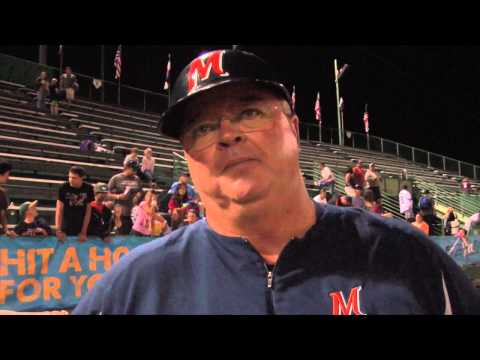 McLennan Post Championship Game v. Northwest Florida State: 2015 JUCO World Series