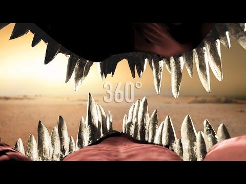 VR 360 Dinosaurs 360° VR BOX Virtual Reality Videos 360 4K