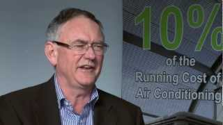 EcoCooling Case Study  - M247 David Buckle - colocation data centre cooling