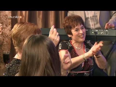 Sárgul már - Felvidéki Mulatós Sanci /Felvidéki Mulatós Show - MUZSIKA TV/