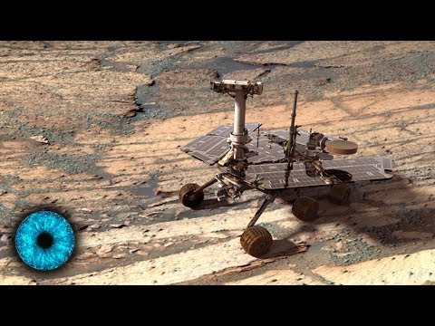 "Nach Staubsturm: Bleibt Mars-Rover ""Opportunity"" für immer stumm?  - Clixoom Science & Fiction"