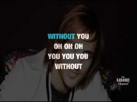 David Guetta Feat Usher   Without You