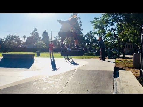 Orizaba skatepark with Derek Fukuhara, Mikey Chim & Anthony Shetler
