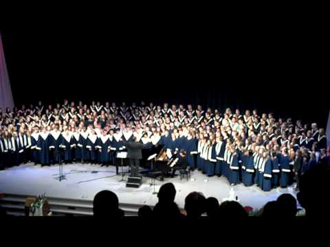South Christian High School Combined Choirs, Revelation 19, Dec 04, 2011