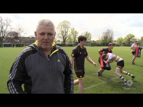 Warren Gatland: Contact Area Trailer
