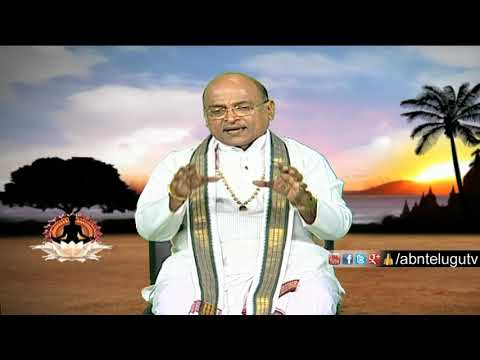 Garikapati Narasimha Rao About Snake Shedding Skin | Nava Jeevana Vedam