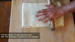 Inverted Puff Pastry - Bruno Albouze - THE REAL DEAL