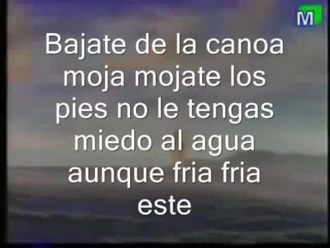 Anette Moreno - Bajate De La Canoa