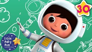 Learn How To Use Your Imagination! | Fun #Learning with #LittleBabyBum | #NurseryRhymes for Kids