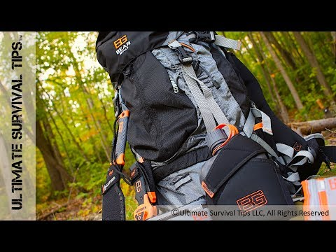Wow! Bear Grylls Ultimate Pack - REVIEW - Commando 60 Backpack - A Bear Grylls Fan's Dream?