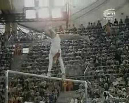Gymnastics in the Olympics, 1960 - 1980 Video