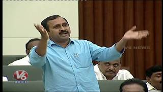 YCP MLA Alla Ramakrishna Reddy Slams Chandrababu Over Sadavarti Satram Lands Issue