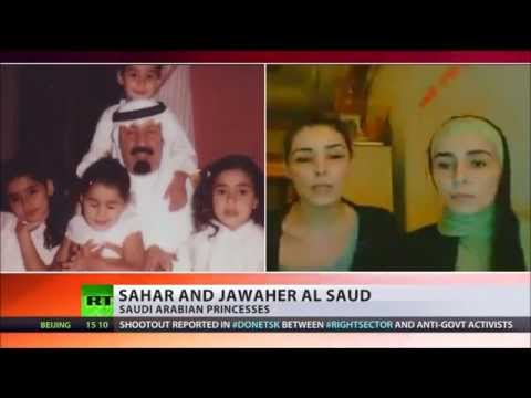 'We're Surviving!' Saudi Princesses for Women's Rights, locked up by father