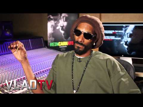 Snoop Dogg Explains Squashing Beef WIth Suge Knight