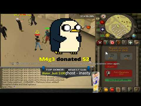 B0aty Gets Killed   Sparcmaclived 97Hp Win - BEST OF RUNESCAPE TWITCH HIGHLIGHTS #244
