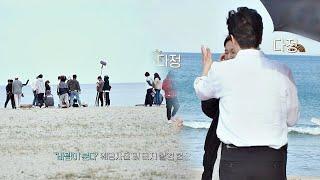 멜로 장인들의 만남♥ 감우성(Kam Woo-sung)-김하늘(Kim Ha-neul)의 봄바람 부는 제작 현장 〈바람이 분다(thewindblows)〉 스페셜