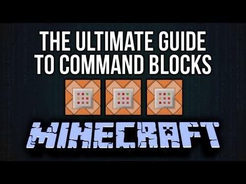 Ultimate Guide to Command Blocks in Minecraft [Part 4: /testfor and arguments]