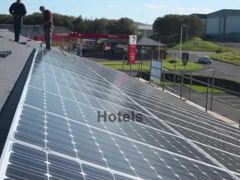 commercial solar pv
