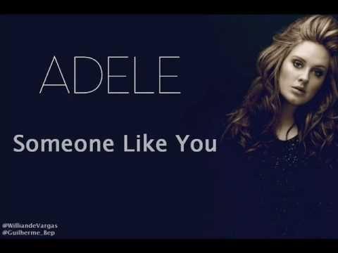 Someone like You (Adele song)