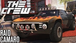 the crew how to level up raid cars. Black Bedroom Furniture Sets. Home Design Ideas