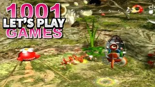 Pikmin (GameCube) - Let's Play 1001 Games - Episode 305