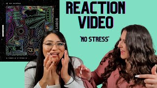 Just Vibes Reaction / Wizkid - No Stress / Made In Lagos Album