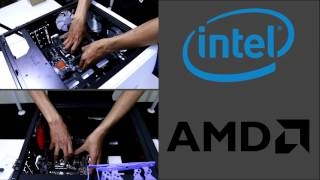 Build PC 5jutaan AMD VS Intel ( April 2016 ) - #Ulasan eps. 12